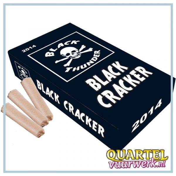 Cafferata Black Thunder Black Cracker (200st) [CAF2014]