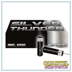 Weco Silver Thunder 60 stuks [WEC1000]