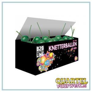 Weco B2B Knetterballen (22 stuks) [WEC1156]