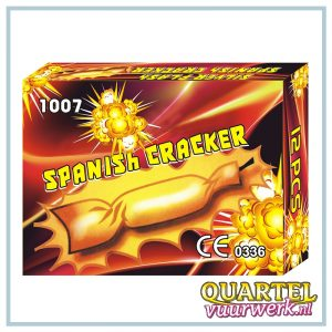 Weco Silver Flash Spanish Cracker (12 stuks) (OP=OP) [WEC1007]