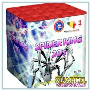 Rubro Heavy Legend - Spiderking 20's (OP=OP) [RUB770]