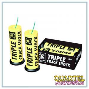 Cafferata Black Thunder Triple crack shock (OP=OP) [CAF2340]