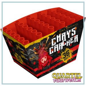 Mania Chrys Cracker (Nieuw in 2021) [RUB1776]