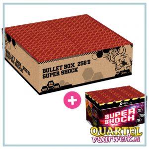 Rubro Bullet Box + Super Shock (Nieuw in 2021) [RUB569]