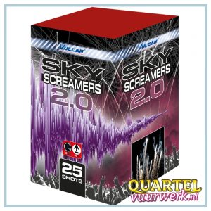 Vulcan Sky Screamers 2.0 [VUL1651]